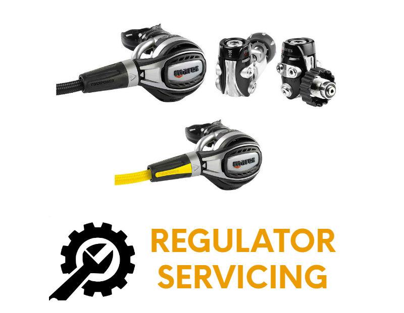 Regulator Servicing